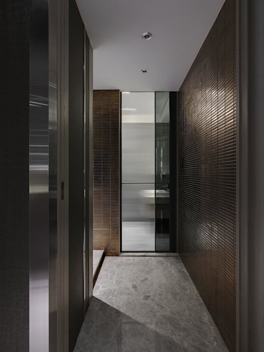 工作空間的最大值:  浴室 by 大荷室內裝修設計工程有限公司