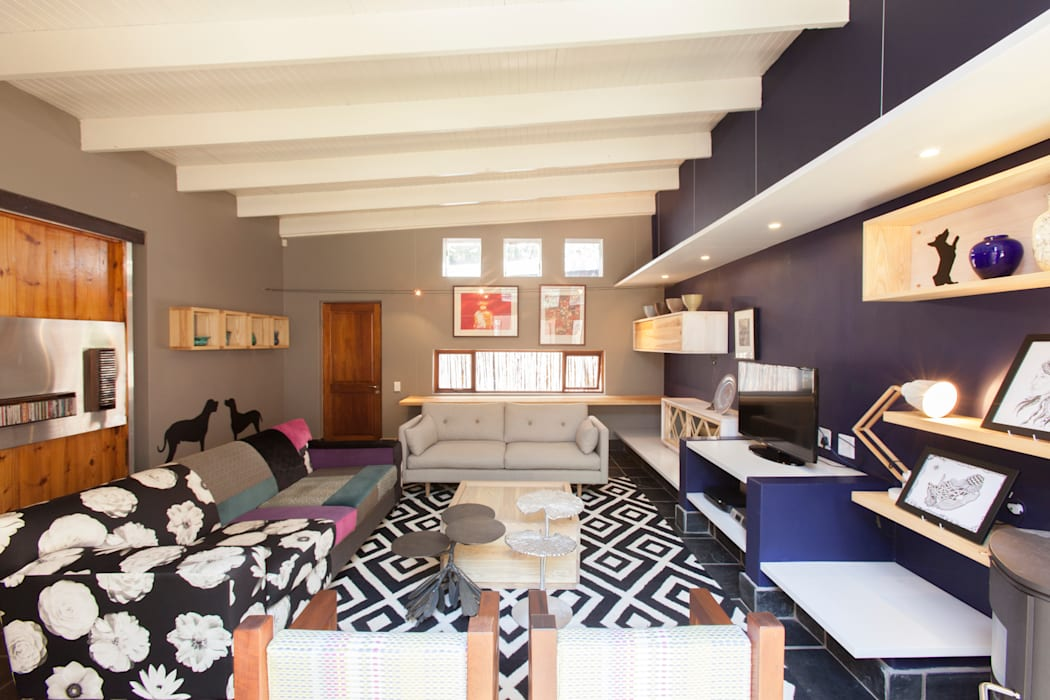 by Redesign Interiors Eclectic