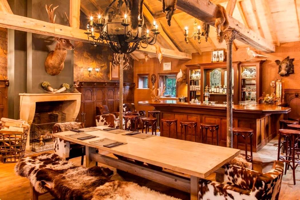 โดย Wood! by Vorselaars คันทรี่ ไม้ Wood effect