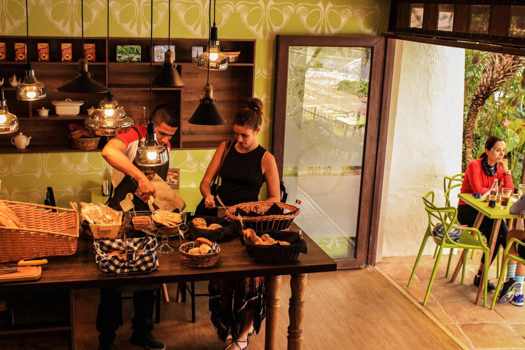 Gastronomie von santiago dussan architecture & Interior design, Ausgefallen