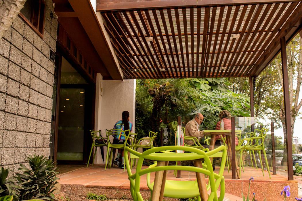 Gastronomie von santiago dussan architecture & Interior design