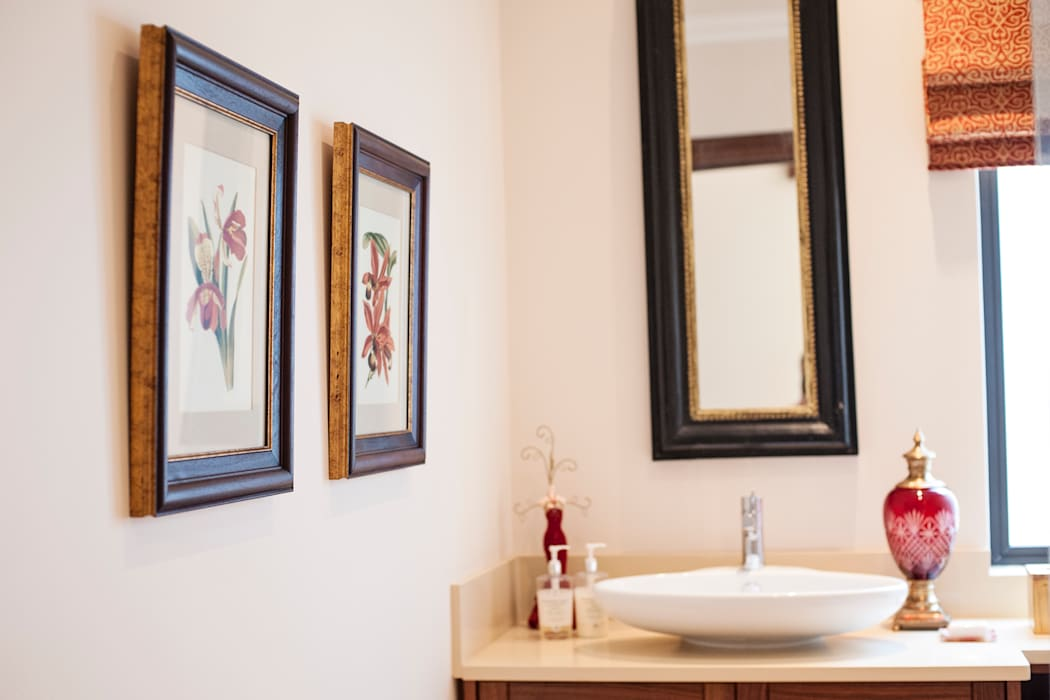 Guest Bathroom Tru Interiors Country style bathroom