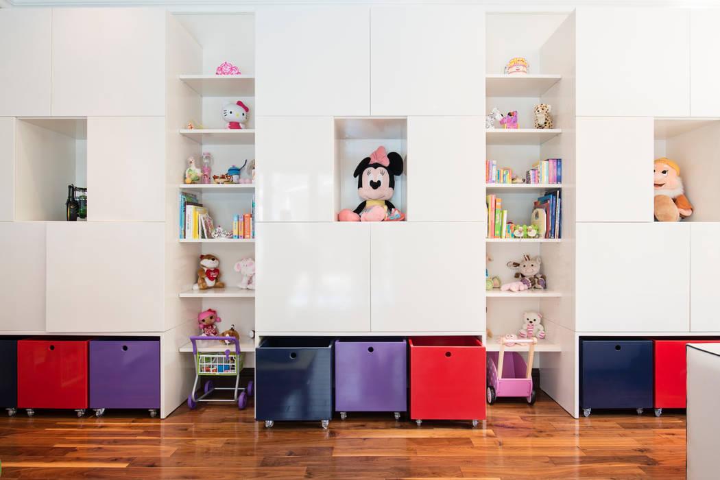 Chambre d'enfant de style  par Tru Interiors