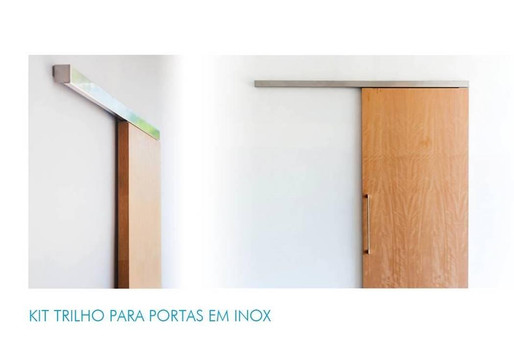 homify Portas e janelas minimalistas