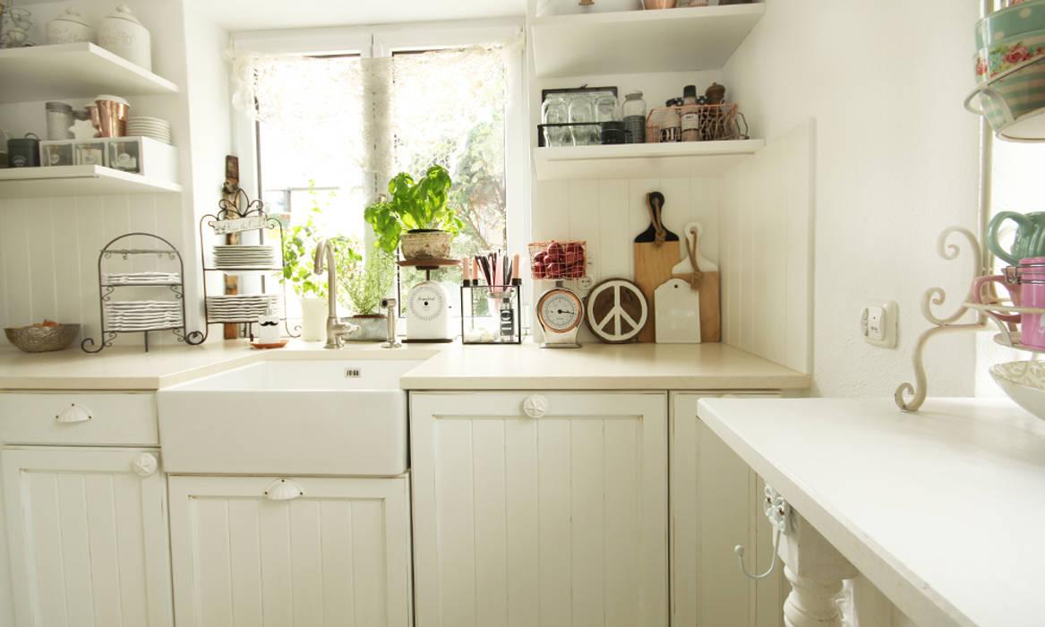 Shabby Chic Küche Von Beer Gmbh Landhaus Holz