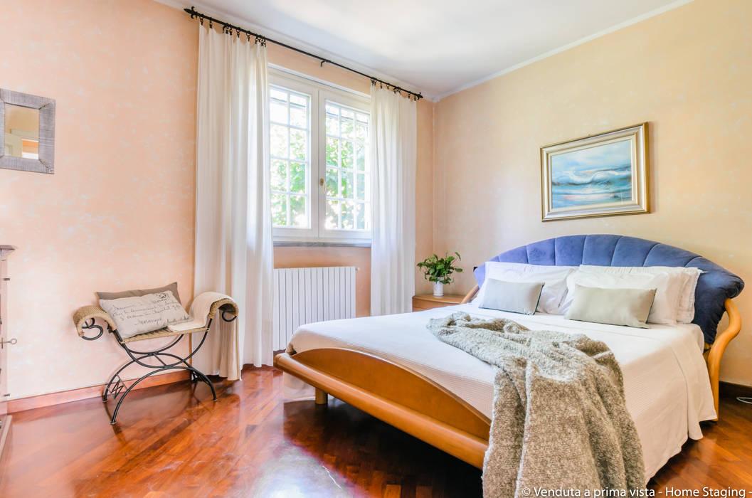 Dormitorios de estilo rústico de Venduta a Prima Vista Rústico