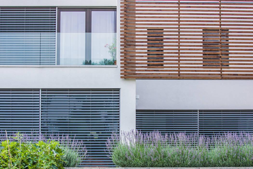 Exterior photos - Budapest - HUN Modern windows & doors by Bata Tamas Photography Modern