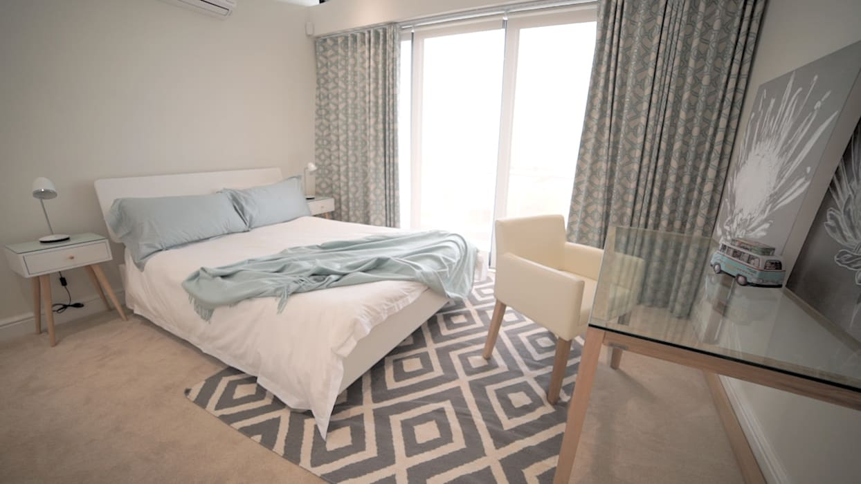 Kamar Tidur Modern Oleh Covet Design Modern