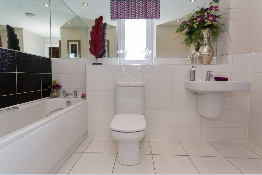 New Year - New Home Decor Ideas......... Graeme Fuller Design Ltd Modern bathroom