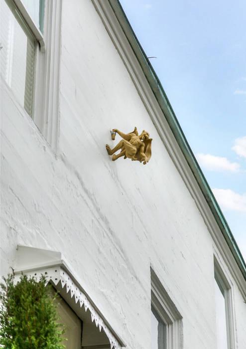Nashville Avenue Residence, New Orleans:  Houses by studioWTA