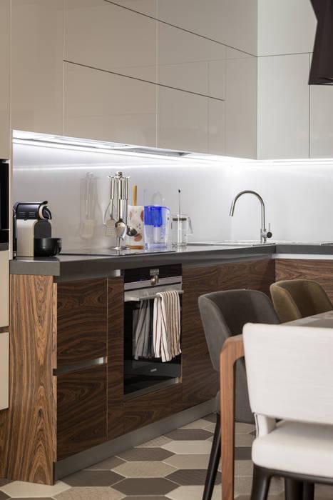 Cozinhas minimalistas por Bellarte interior studio Minimalista