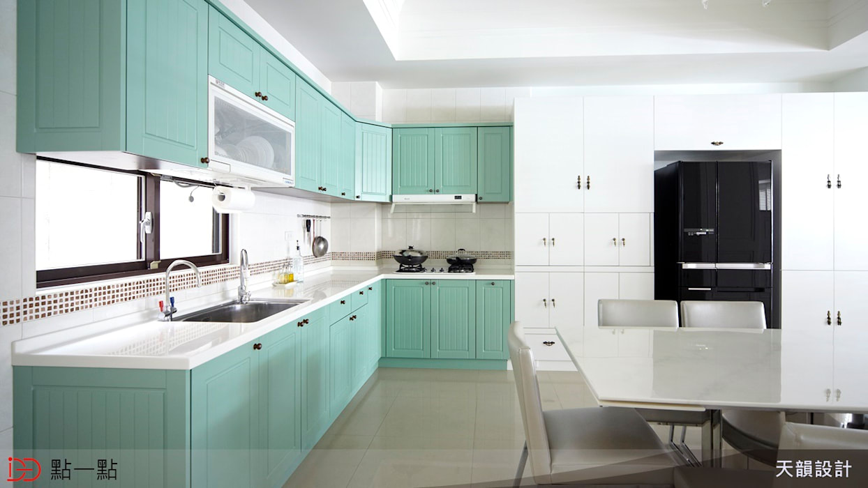 Dapur Gaya Country Oleh homify Country