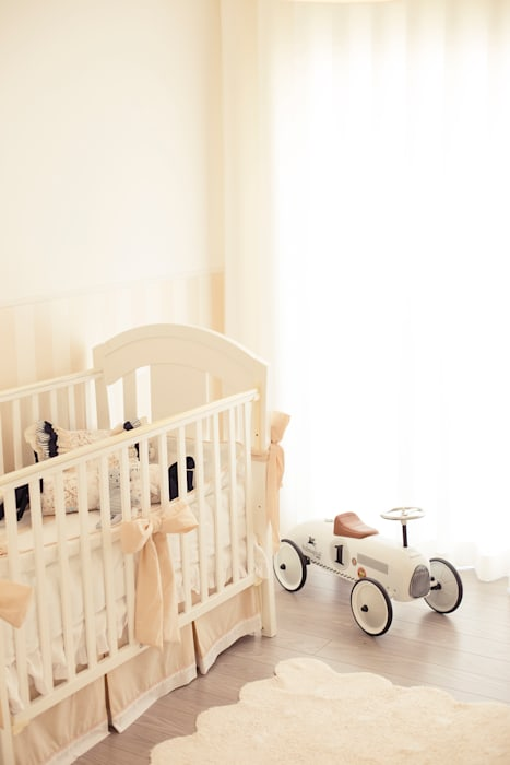 Classic style nursery/kids room by Perfect Home Interiors Classic