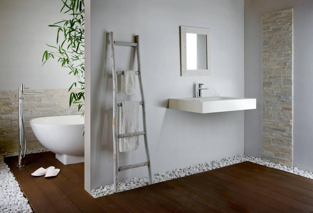 Bathroom by FRISONE SRL, Modern Metal