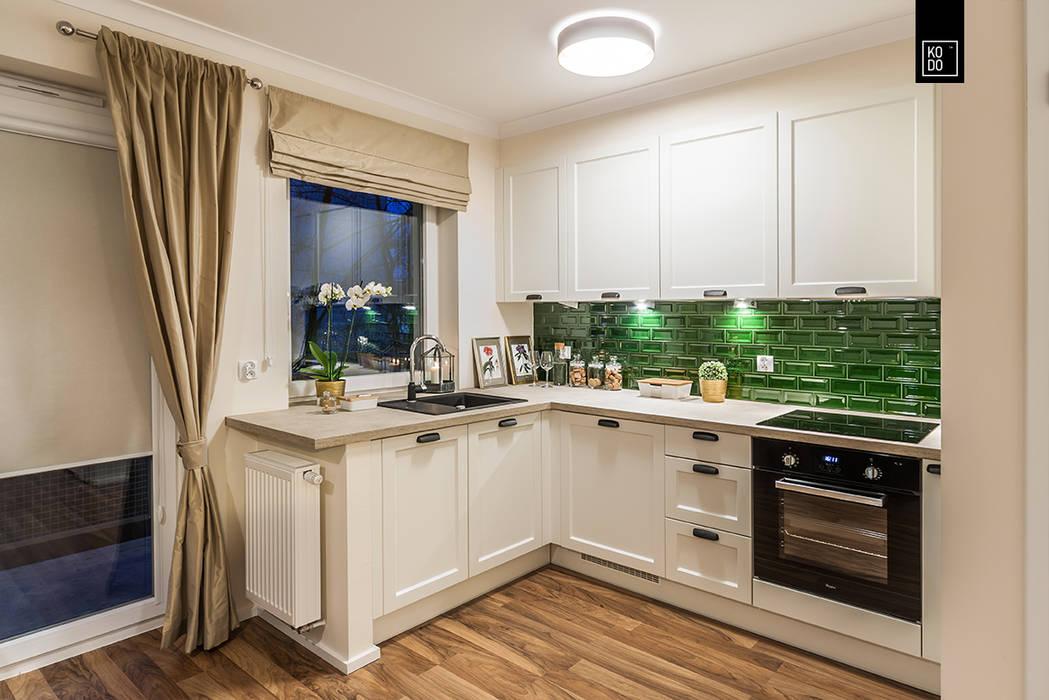 KODO projekty i realizacje wnętrz Кухня