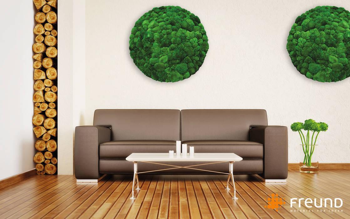 Freund Gmbh Woonkameraccessoires Decoratie Groen Homify