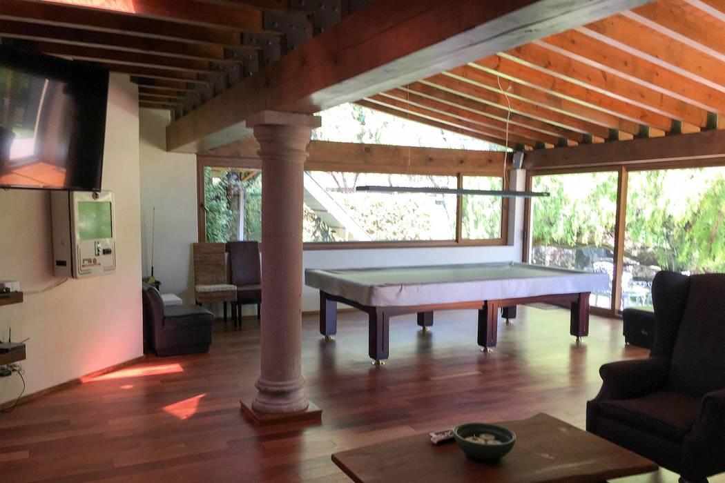 Arquitectura MAS Interior landscaping