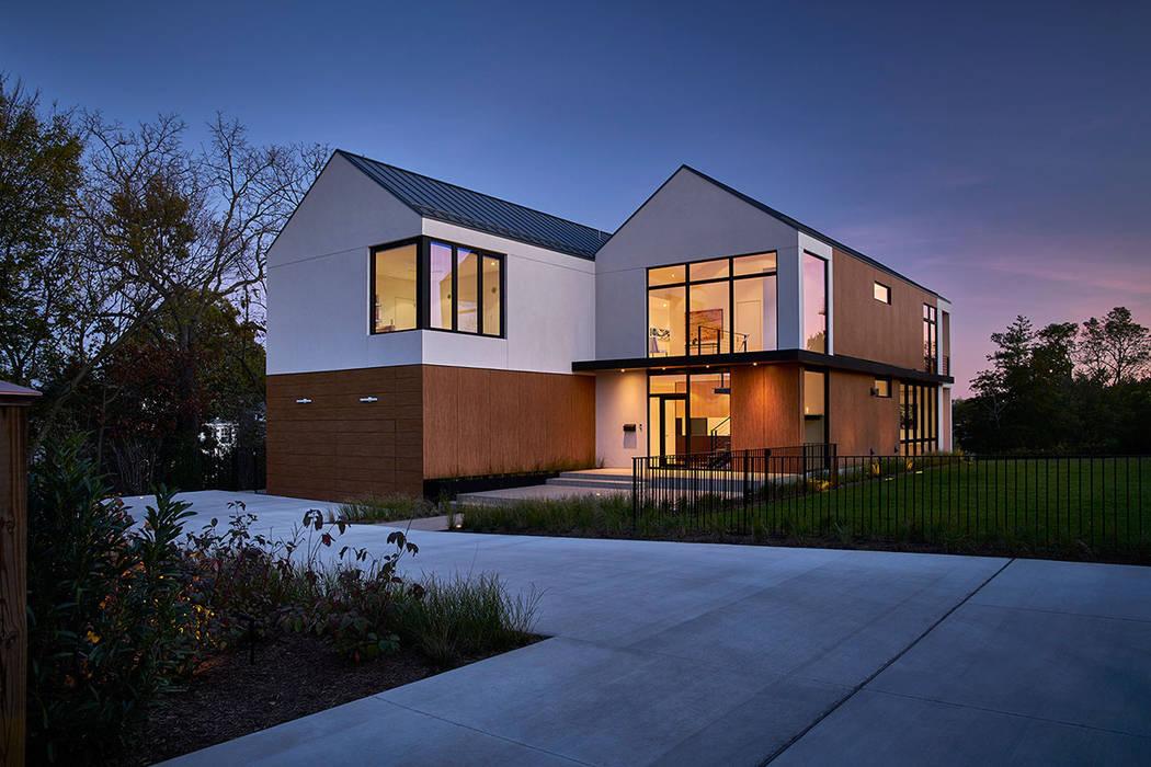 Rumah oleh KUBE Architecture