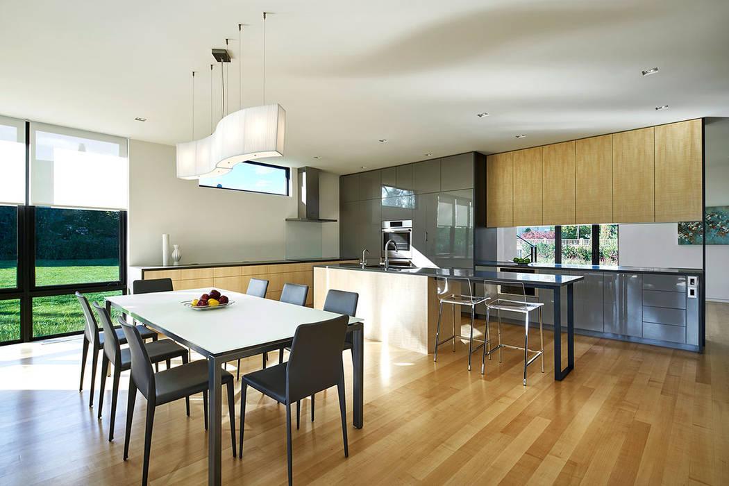 Dapur oleh KUBE Architecture