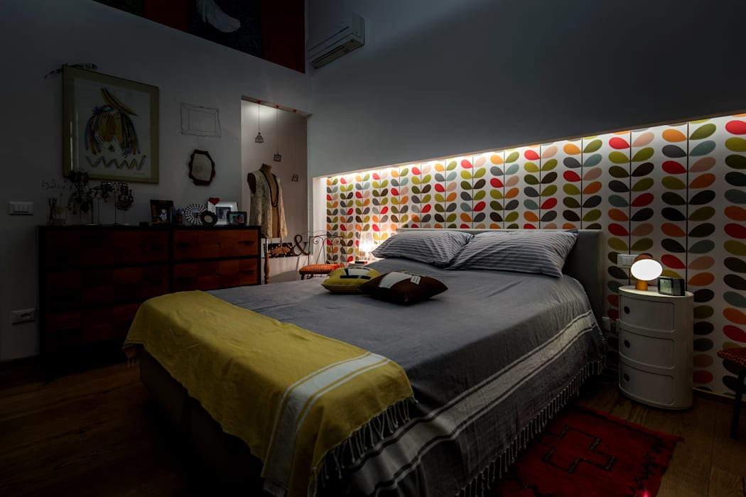 Modern style bedroom by Architetto Francesco Franchini Modern