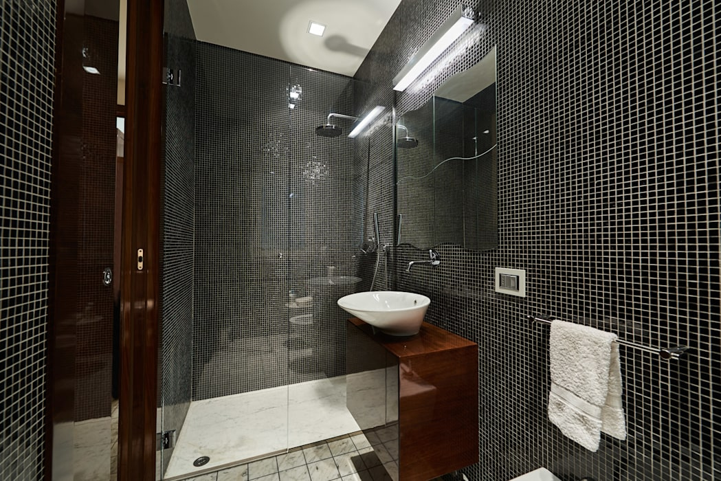 Bathroom by Zeno Pucci+Architects, Modern