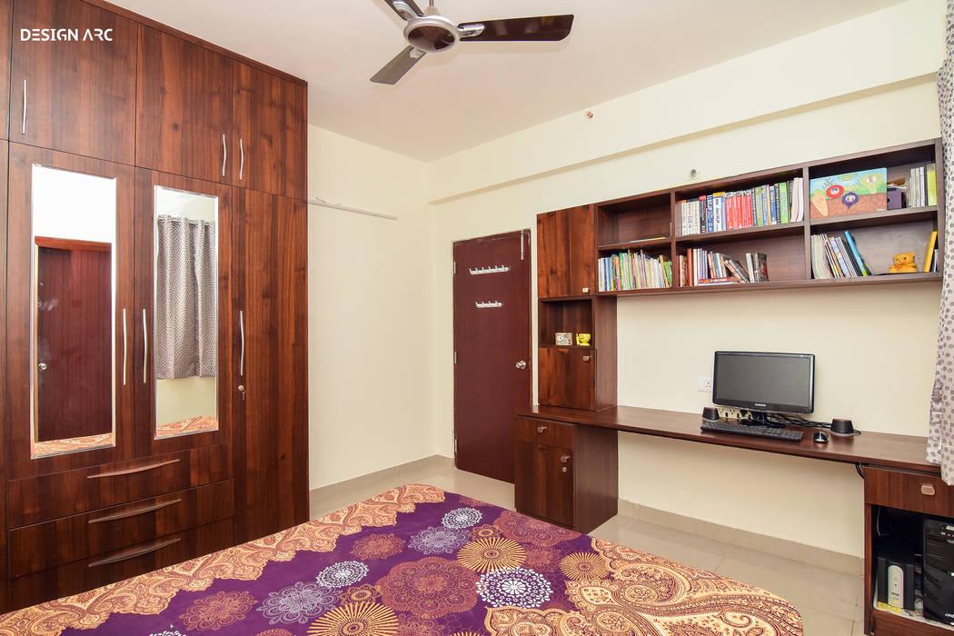 Bed Room Interior:  Bedroom by Design Arc Interiors