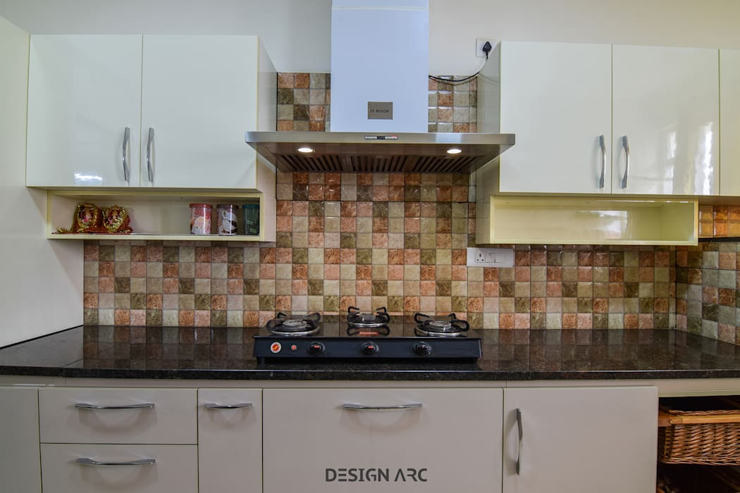 Interior Design Bangalore 2bhk Apartment Modern Kitchen By Design Arc Interiors Interior Design Company Modern Plywood Homify