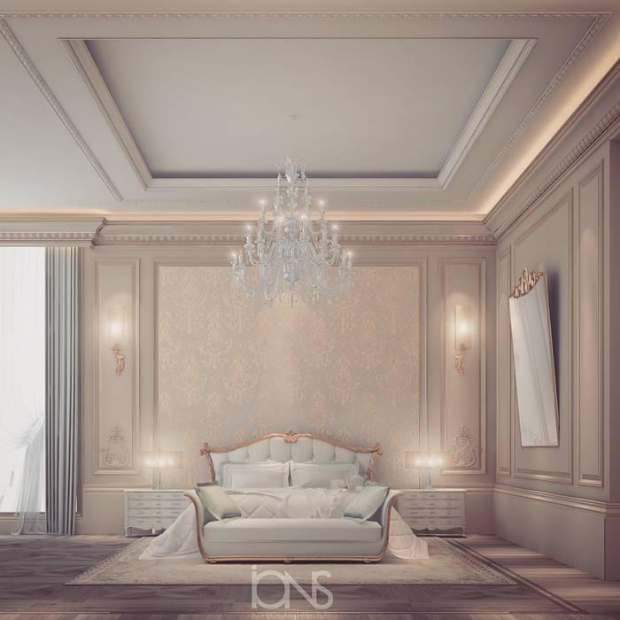 Extravagant yet pleasingly simple and elegant Bedroom Design IONS DESIGN ห้องนอน ไม้ Beige