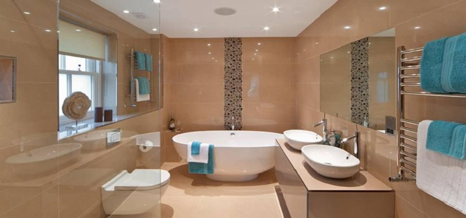 Rifacimento bagno: Bagno in stile  di Ristrutturazione Bagno Milano