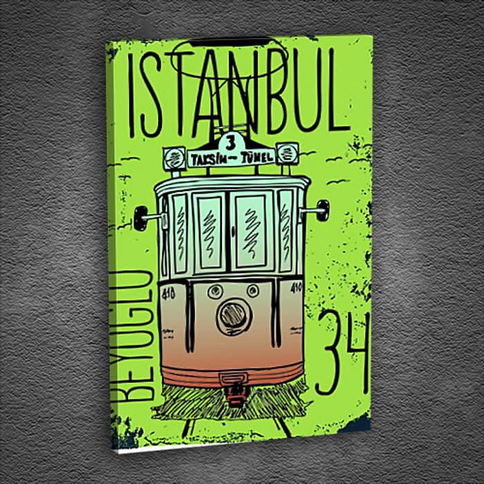 İstanbul Tablo Tabloda Walls & flooringWall & floor coverings