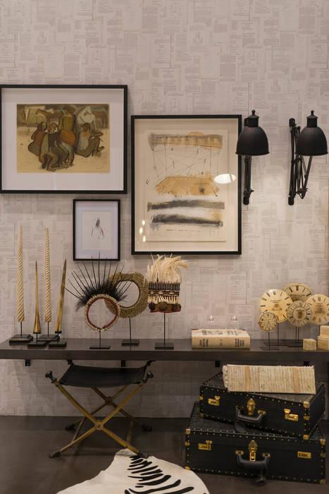 Pormenor entre tantos Quartos modernos por Margarida Bugarim Interiores Moderno