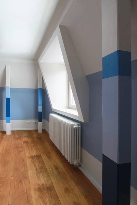 Phòng trẻ em theo brandt+simon architekten, Kinh điển
