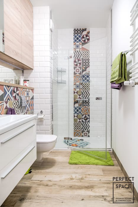Bathroom by Perfect Space, Modern