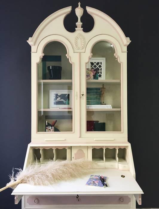 de Rafaela Fraga Brás Design de Interiores & Homestyling Clásico Madera Acabado en madera