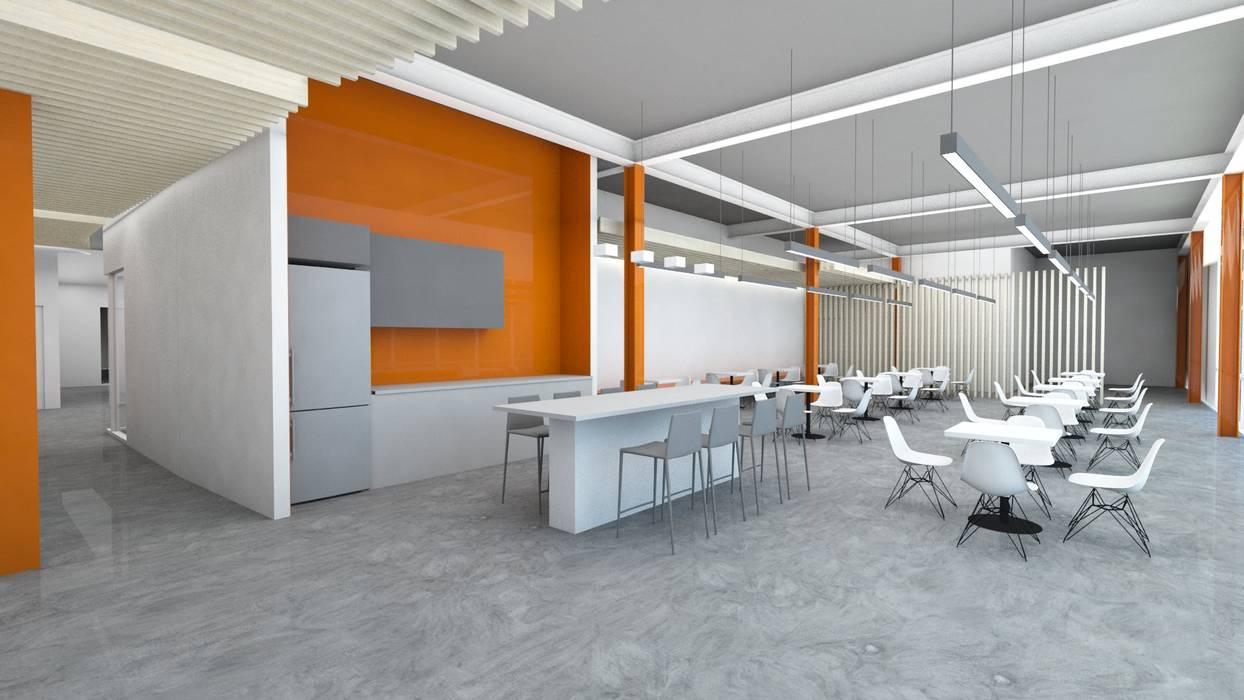 Atelier036 Commercial Spaces