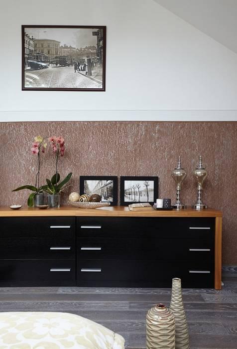 Chambre moderne par Irina Derbeneva Moderne
