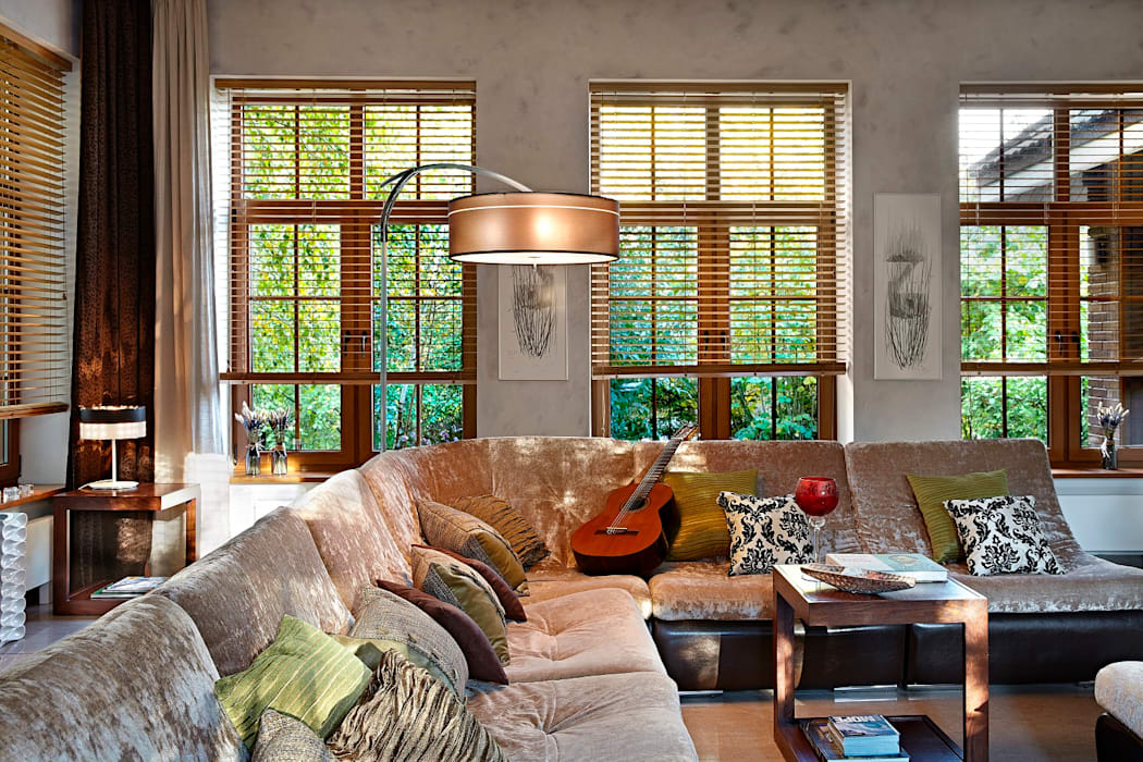 Irina Derbeneva Modern living room