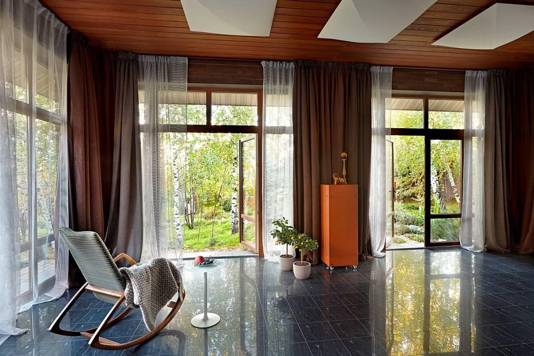 Modern conservatory by Irina Derbeneva Modern