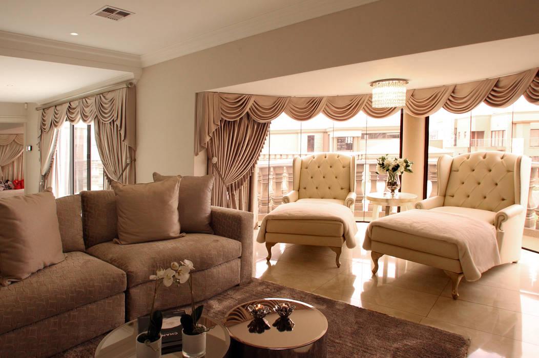 Pyjama lounge tru interiors living room   homify