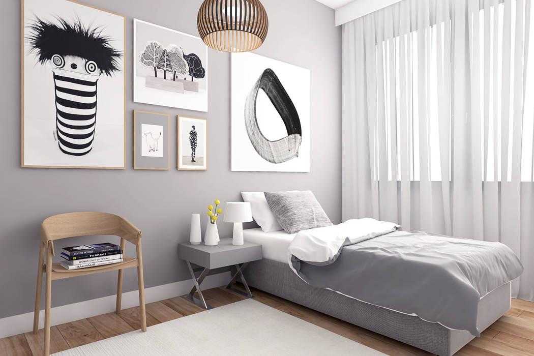 Moderne slaapkamer door ammar bako design studio | homify