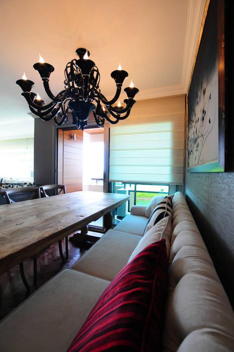 Modern dining room by Tasarımca Desıgn Offıce Modern