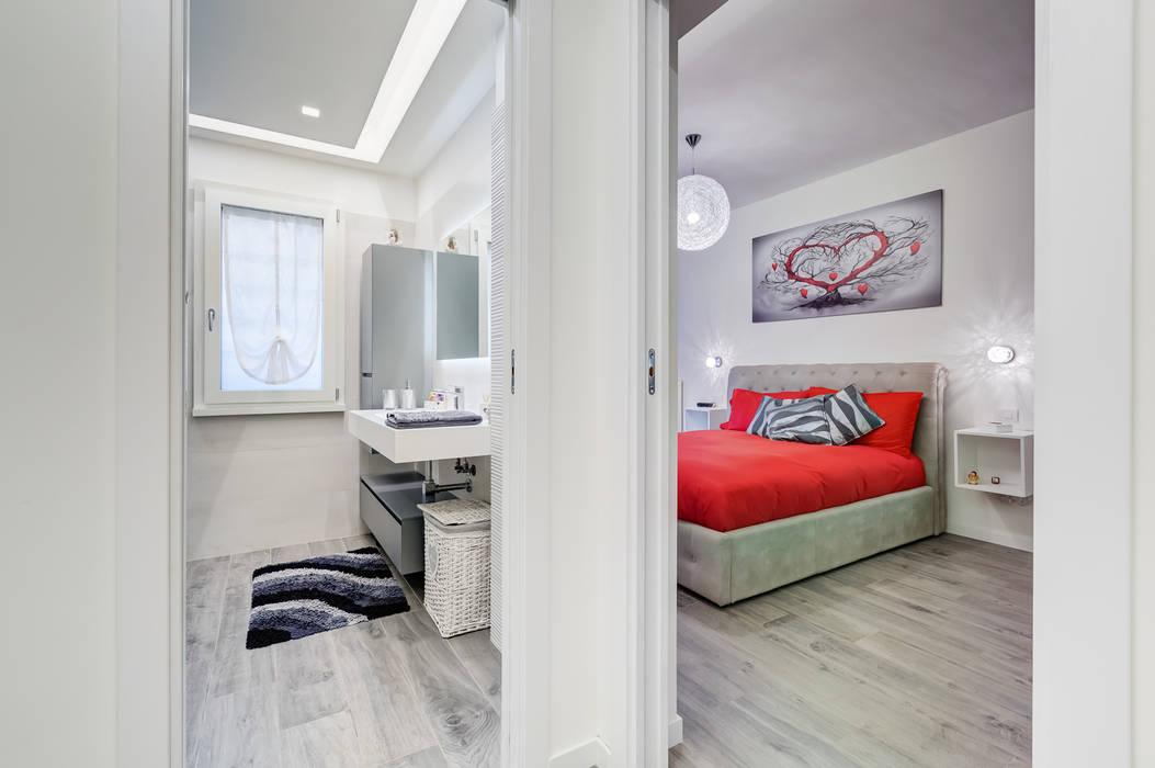Colleverde minimal design camera da letto in stile di ef archidesign homify - Camera da letto minimal ...