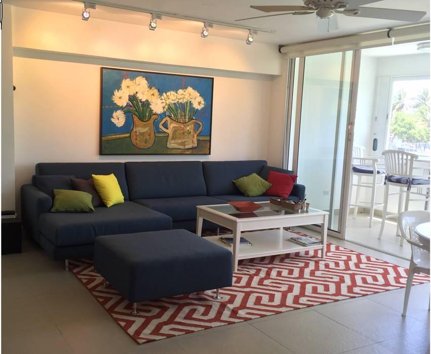 Apartamento en Margarita Salas de estilo moderno de THE muebles Moderno