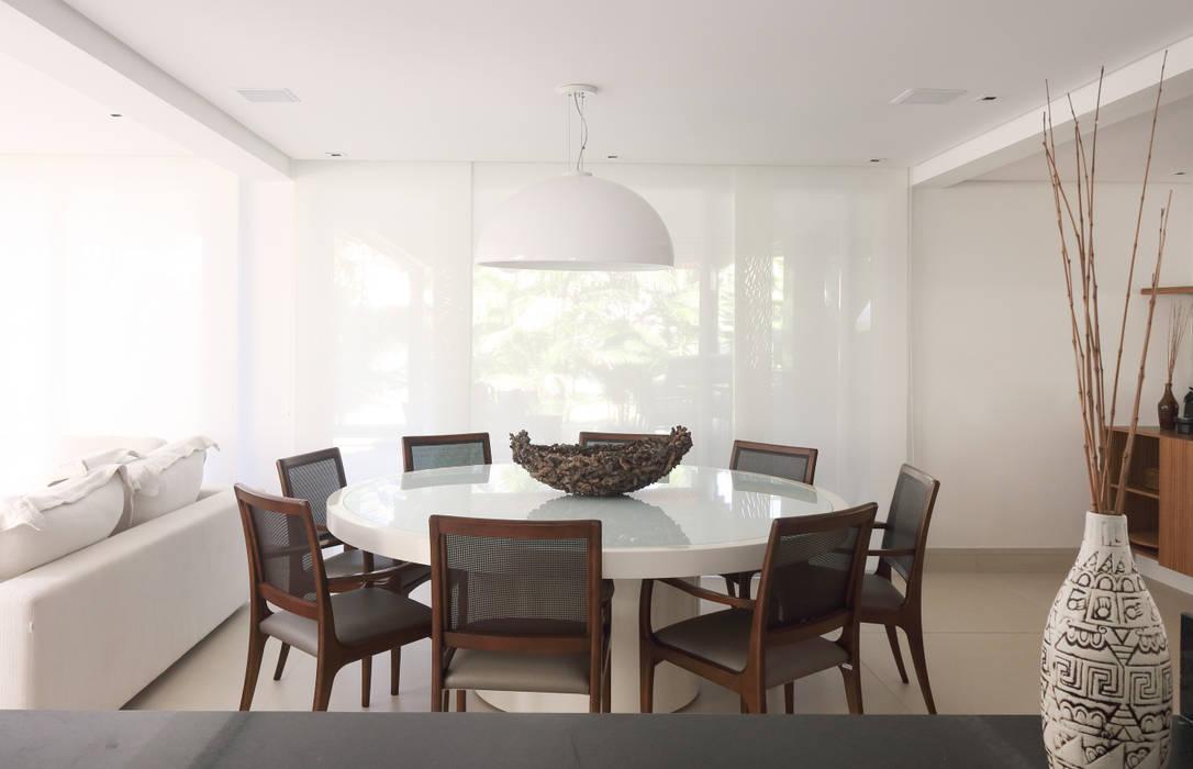 Sala de jantar homify Casas modernas