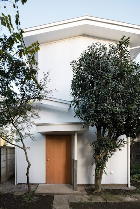 ディンプル建築設計事務所 現代房屋設計點子、靈感 & 圖片