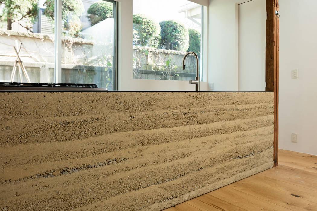 ディンプル建築設計事務所 現代廚房設計點子、靈感&圖片