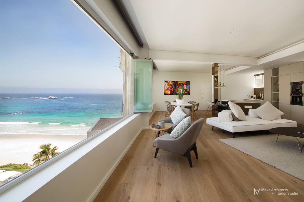 Modern Windows and Doors by Make Architects + Interior Studio Modern
