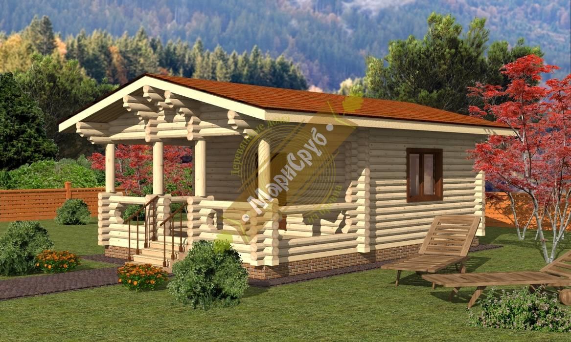 Spa by Марисруб, Classic Engineered Wood Transparent