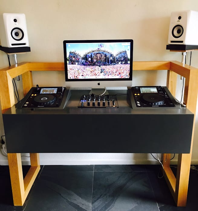 GAAF DJ Booth Studio GAAF WoonkamerTV- & mediameubels