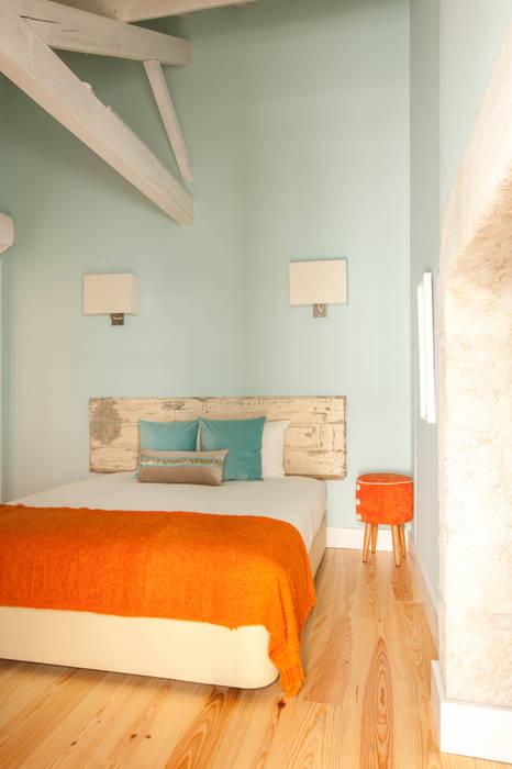 Apartamentos turísticos Casas da Baixa, Jules et Madeleine - LISBOA: Hotéis  por SHI Studio, Sheila Moura Azevedo Interior Design
